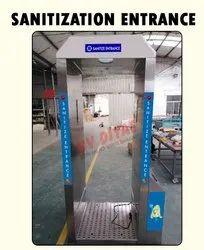 Sanitization Disinfectant Door