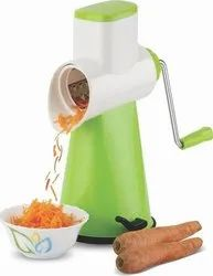 Easy to Use & Operate Plastic Vegetable Grater & Slicer