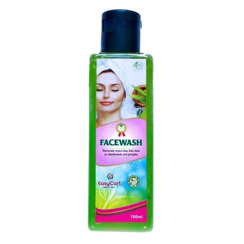 EasyCart Herbal Facewash, Packaging Size: 100 Ml, Liquid