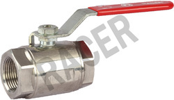 Screwed End SS Ball Valve