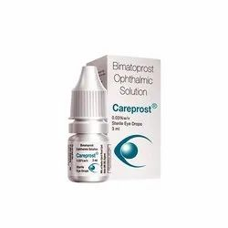 Bimatoprost Ophthalmic Solution Eye Drops