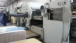 Bobst Die Punching Machine Maintenance Service