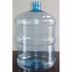 Plastic Transparent 20 Litre Water Jar