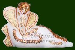 Jaipur Marble Handicraft - Ganesh Statue