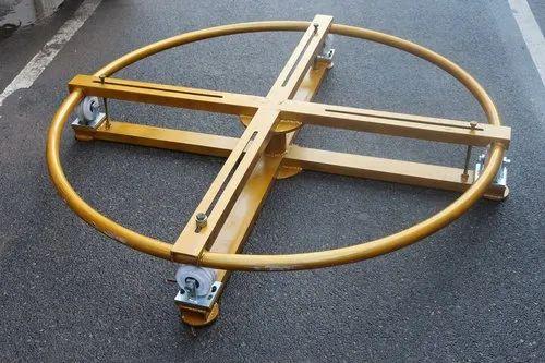 Cable Drum Decoiler
