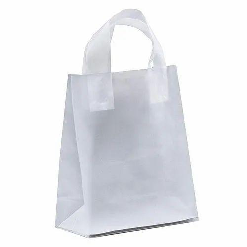 HDPE Handle Bag