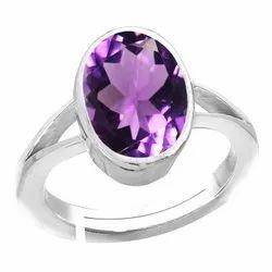Amethyst Ring Gemstone