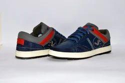 Mr. Wear's Navy Mens Casual Shoe