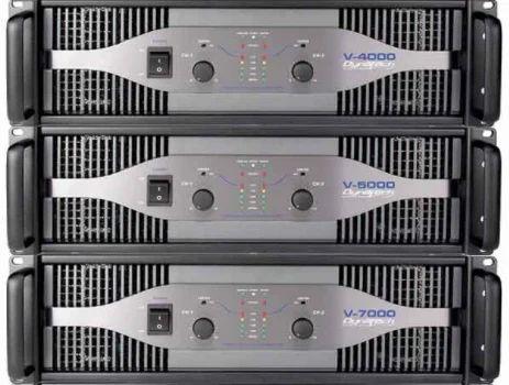 Dynatech Amplifie - Dynatech V7000 Power Amplifier Manufacturer from