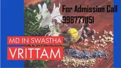 MD Swastha Vrittam Direct Admission 2019