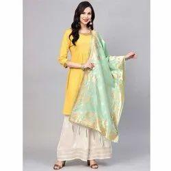 Zarika Hit Color Vol 8 Banarasi Silk Dupatta