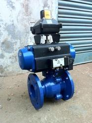 Solenoid Operated Ball Valves