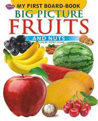 Big Picture Fruits & Nuts Book