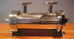 Heat Exchanger With Removable Tube Bundle