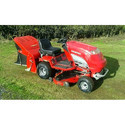 Cubcadet Ride On Mower Rzts 46 Fab