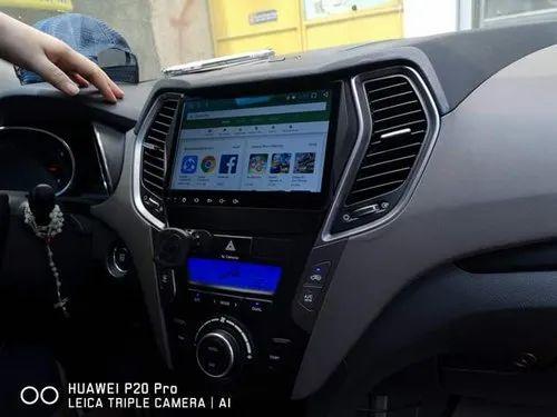 Android 8 1 Car for Hyundai Santa Fe Car Stereo Navigation Car DVD Player  GPS