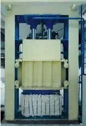 Karunanand Fully Automatic Online Baling Press (For Spinning Mill Wastes)
