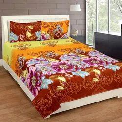 Floral 3D Bedsheets