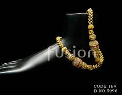 Antique South Indian Wedding Anklet Payal