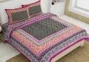 Tradtional Cotton Double Bedsheet
