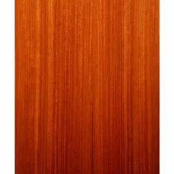Padauk Wood Laminate Sheet