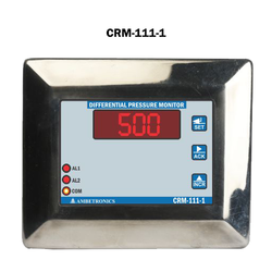 Clean Room Differential Pressure Monitor
