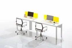 4 Drawer Wooden Office Pedestal