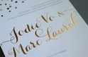 Gold / Silver Foiling Certificates