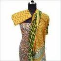 Ladies Cotton Churidar Dress Material