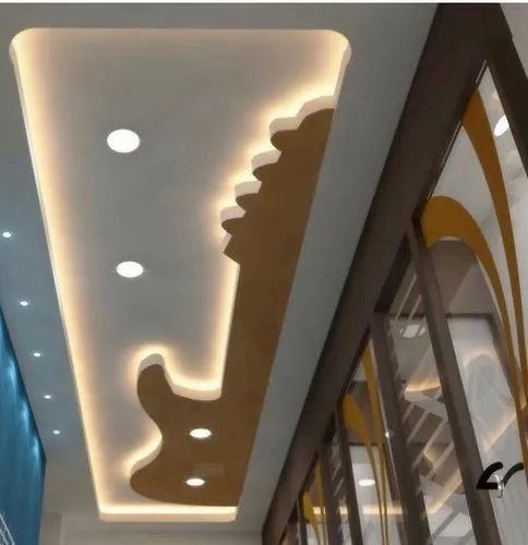 Gyproc Musical Concept False Ceiling