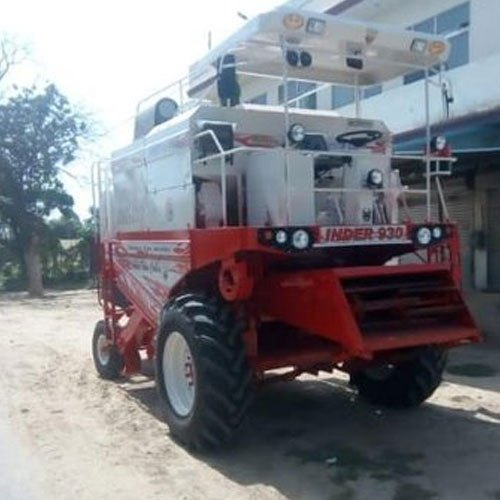 Inderpreet Inder 930 Tractor Driven Combine Harvester, For Agricultural, Power: 10-30 HP
