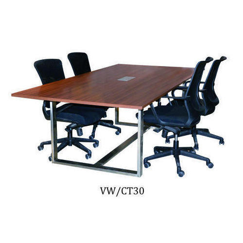 Cherry Oval Meeting Room Table At Rs Piece Conference Room - Cherry conference room table