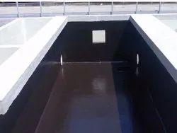 RANSTHANE-BLK Polyurethane Modified Elastomeric Waterproof Coating, Packaging Size: 20 Kg