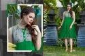 Trendy Creative Rayon Printed a Line Casual Wear Fancy Kurtis