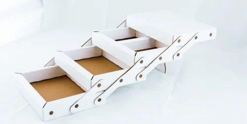 White Stair Designer White Box