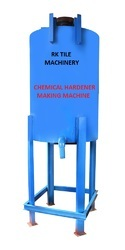 Chemical Hardener Making Machine, Capacity: 1000 Kg