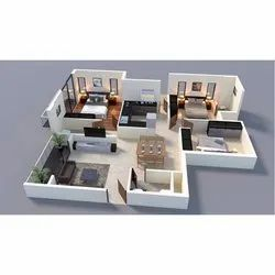 Architectural Interior Designing Service, T Nagar, Chennai, For Residential, Commercial