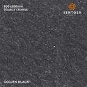 Multicolour Golden Black Double Charge Vitrified Tiles