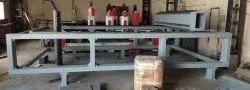 Mild Steel Heavy Duty Machine Base Frame, in Pan India