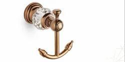 Desen Brass Robe Hook, For Home, Type of Hooks: Round