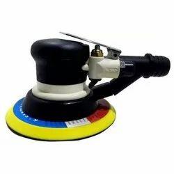 Pneumatic Orbital Sander, Air Consumption: 5 to 15 cfm, No Load Speed: <3000 rpm