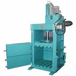 Automatic Hydraulic Baler