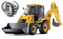 JCB Wheel Bearings