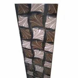 Decorative Laminate Glass Sheet, Thickness: 10-12 mm
