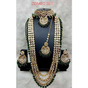 Ladies Oxidized Jewellery Set