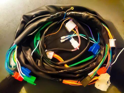 3 Wheeler Wiring Harness on