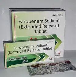 Faropenem 300mg Tablet ER