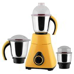 Yellow And Black Home Mixer Grinder