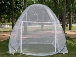 White Foldable Mosquitoes Net, For Mosquito Protection, Size: Free