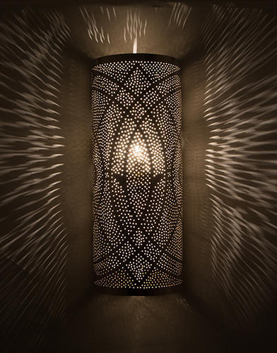 Craft looks decorative moroccan wall light wall lamps craft looks craft looks decorative moroccan wall light aloadofball Images